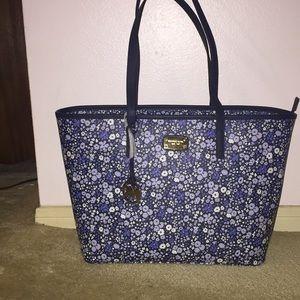 NWOT Michael Kors flowery purse
